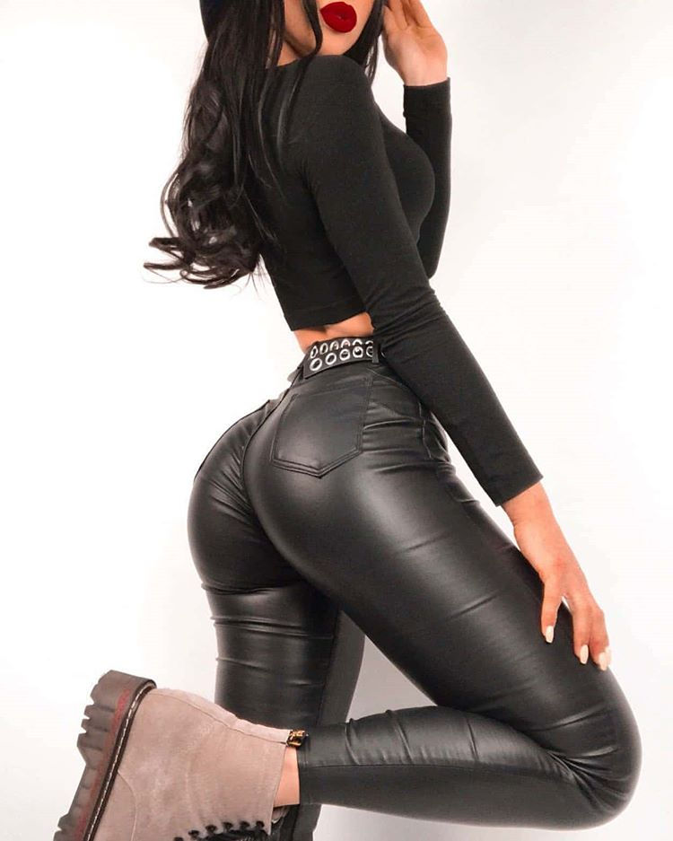 Black Leather Girl