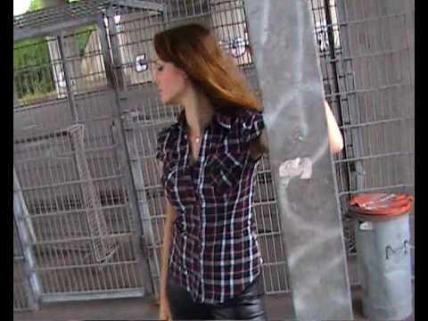 girls presenting leather fashion