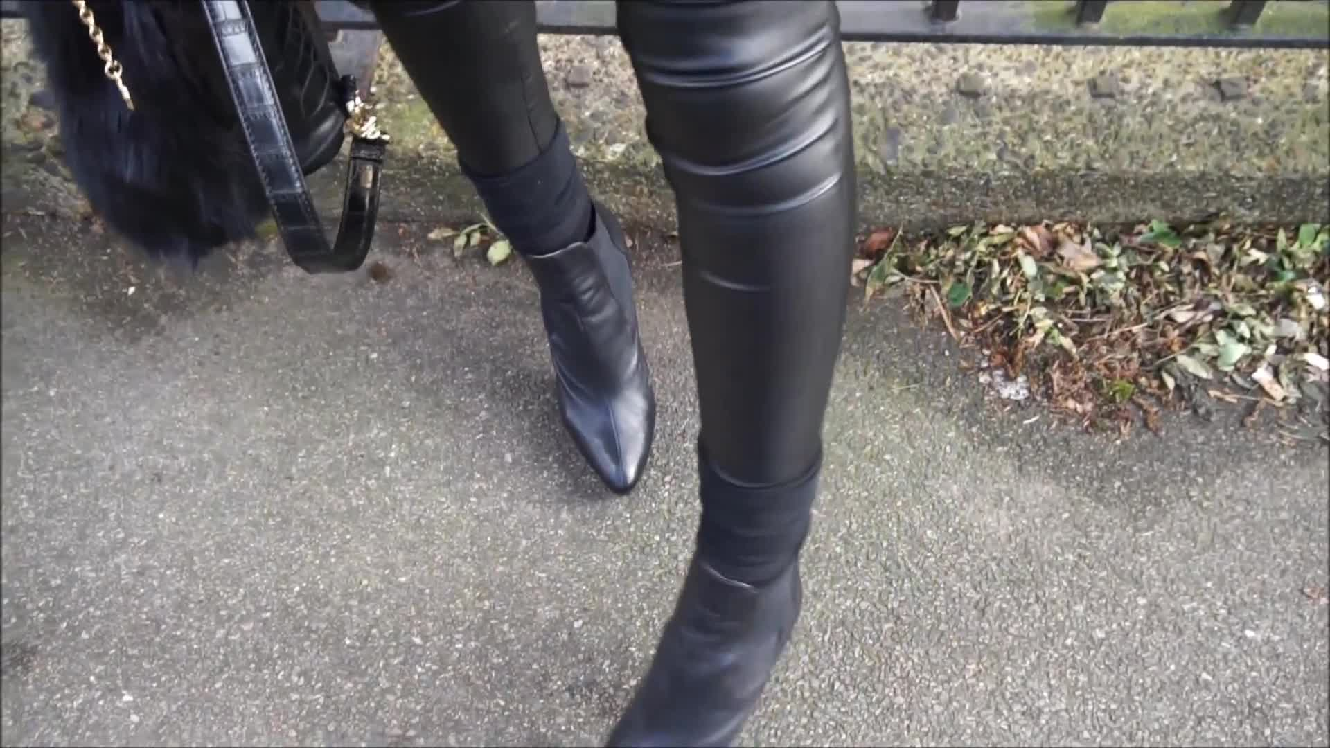 Black Leather Girl