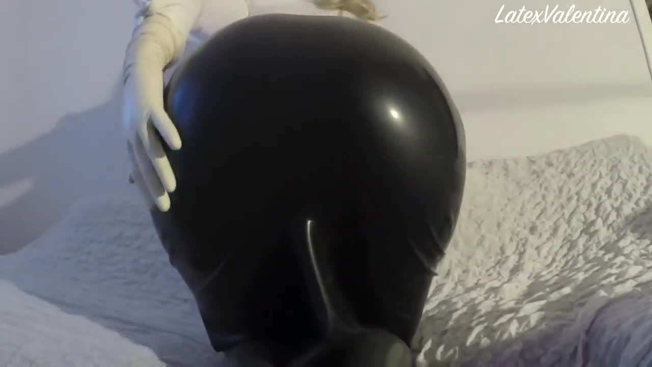 Black Tight Rubber