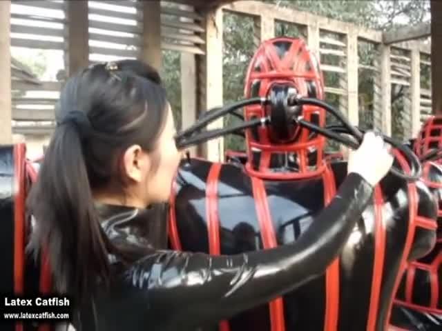 asian fetish girl shooting