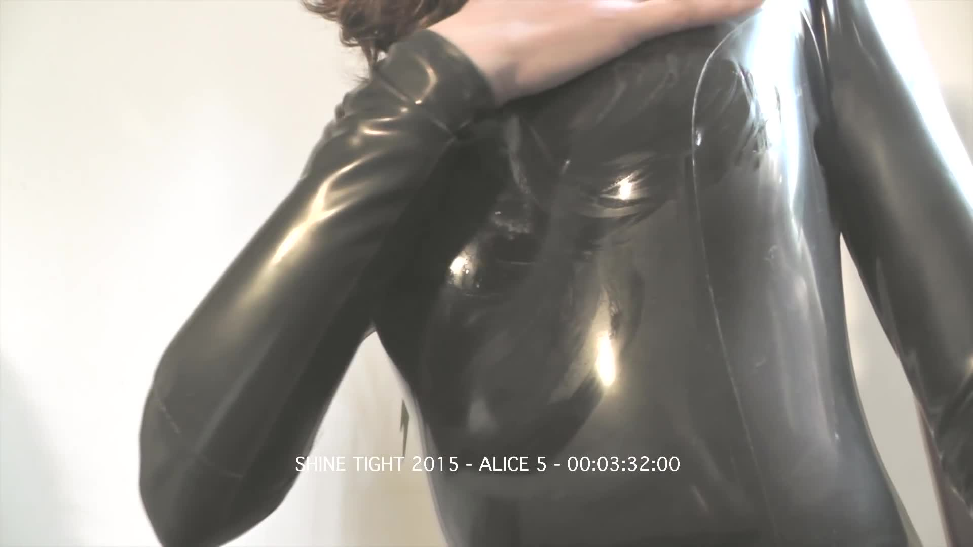 full latex outfit